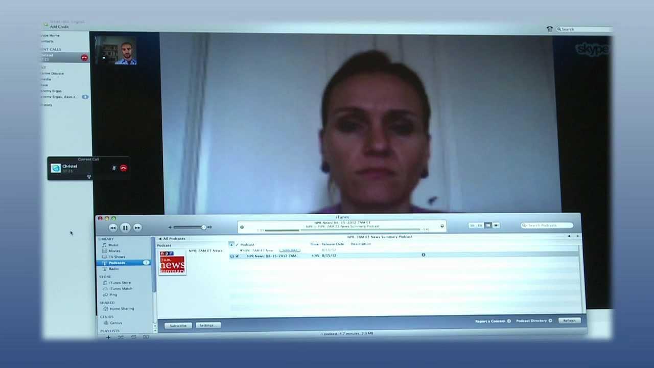 Online English Classes Via Skype | Break Into English