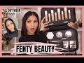 FENTY BEAUTY Concealer + Setting Powders Review 2019 | Diana Saldana