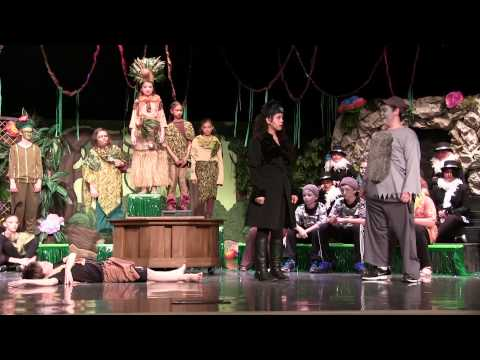 Portsmouth Elementary School - Jungle Book Musical 2015