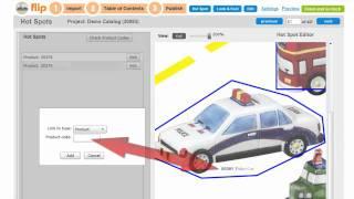 Wie Erstellen Sie Produkt Hot Spots - Active Merchandiser (AM)
