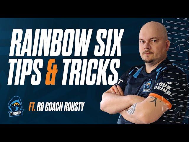 Tips & Tricks with R0usty: Clutch | Rainbow 6 Siege