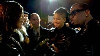 Meeting P Diddy, Kanye West and Cassie [MADEMOISELLE C - Film Clip # 1]