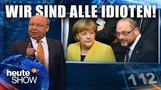 Gernot Hassknecht analysiert die Saarland-Wahl in 119 Sekunden