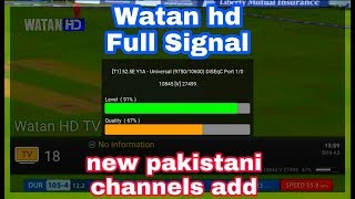 Download Video 52e Yahsat latest scan result new pakistani channels added. MP3 3GP MP4
