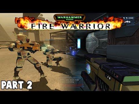 Fire Warrior Warhammer 40,000 - Part 2 - Gameplay - PC Windows 7/10 (Playstation 2 too!)