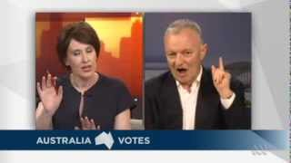 Antony Green rips into 'strange people' on Senate ballot papers