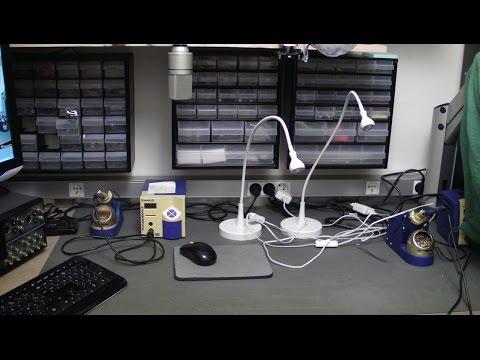 76 - Visite du labo.