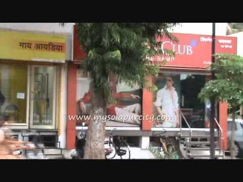 0ddd5feb6ec72 Solapur Linen Showroom - YouTube