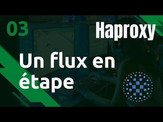 Haproxy - 3. Un échange en étapes