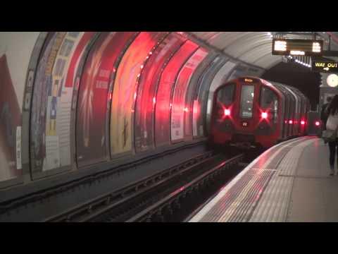 London Underground Victoria Line 2009TS at Pimlico HD
