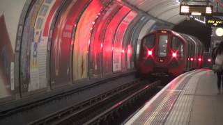 London Underground Victoria Line 2009TS at Pimlico HD