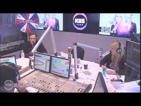 Bob Saget Hits On Samantha Armytage