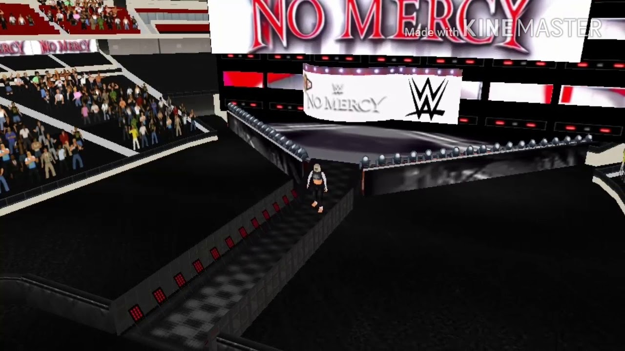 wr3d arena no mercy 2017 by stars kira