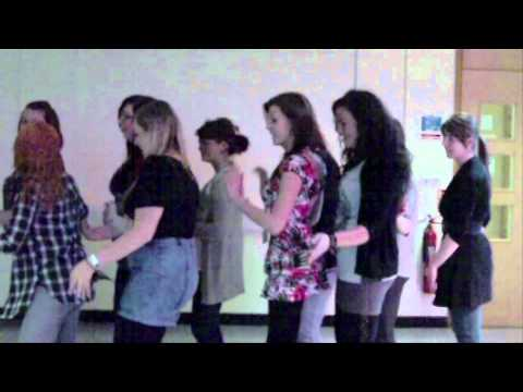 Runshaw College - Media Yearbook (2010) - Glee Covers