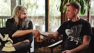 Mastodon on Emperor of Sand, Neurosis & Life on the Road