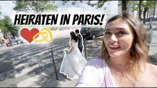 HEIRATEN IN PARIS! | 13.05.2017 | AnKat