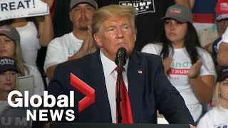 Donald Trump holds campaign rally in Rio Rancho, New Mexico | FULL