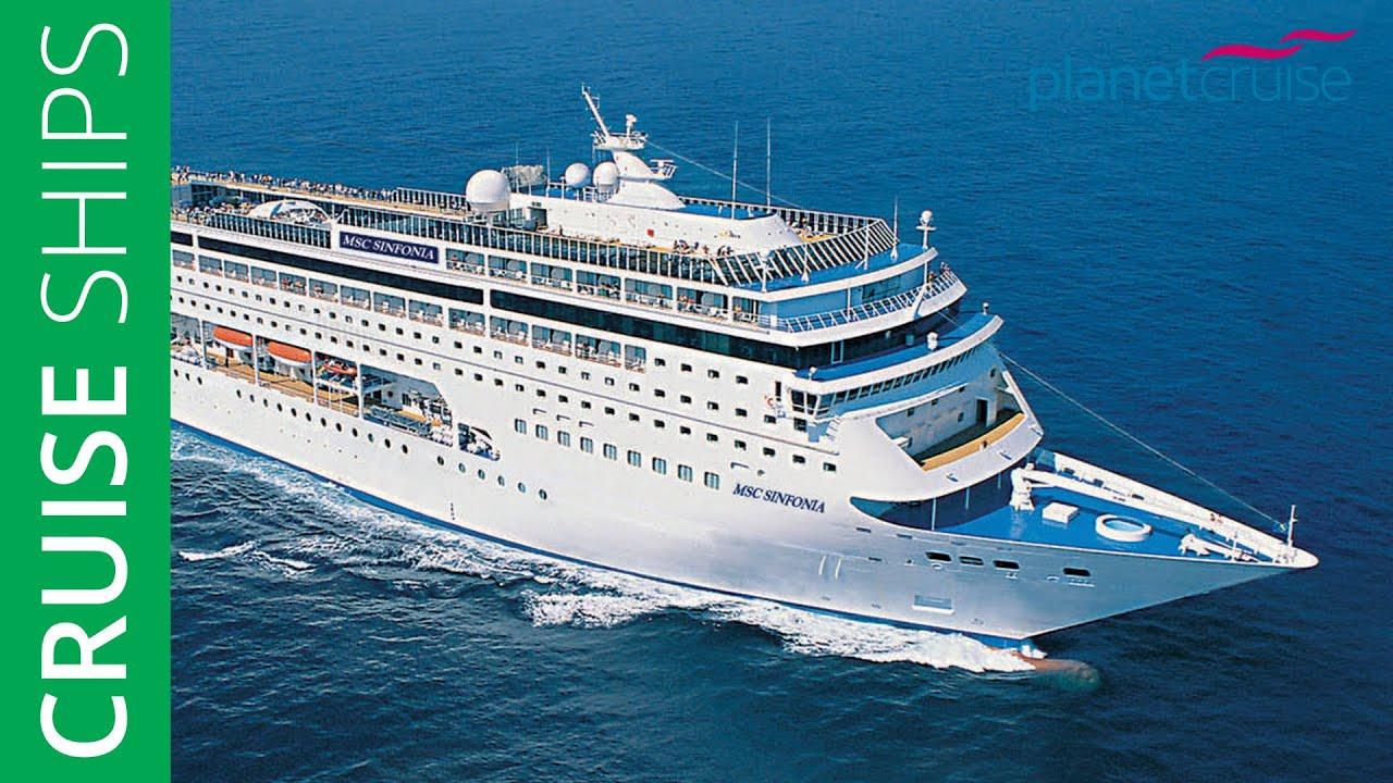 MSC Sinfonia - MSC Cruises - Planet Cruise