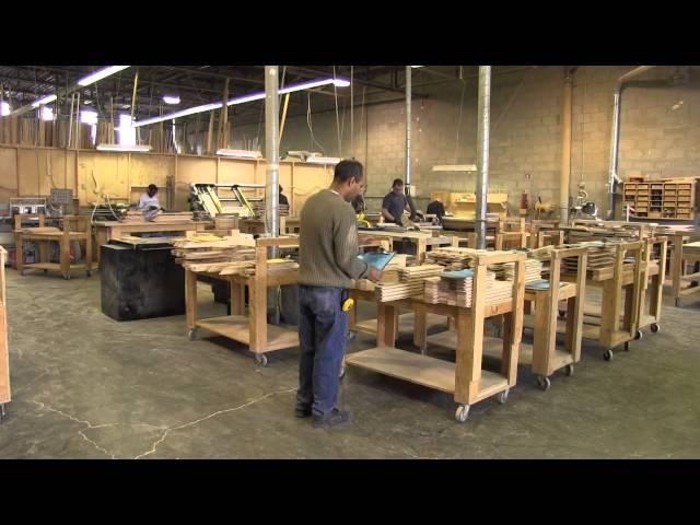 Tavolo 70 X 70 Allungabile Ikea.Allstyle Cabinet Doors Factory Tour Youtube