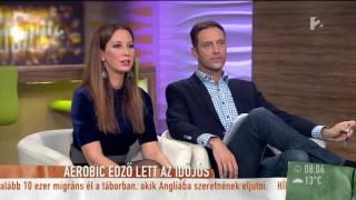 Barta Sylvia gyógyíthatatlan betegsége miatt vált edzővé - tv2.hu/mokka