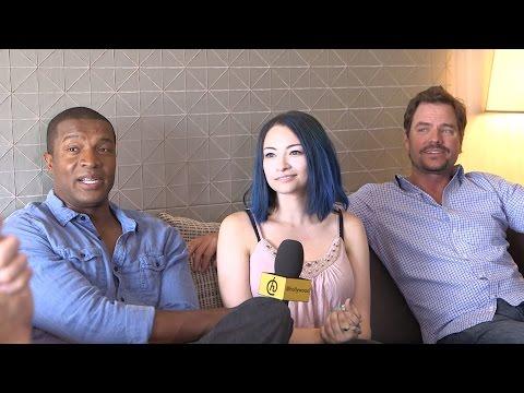 Dark Matter Interview at Comic Con 2015
