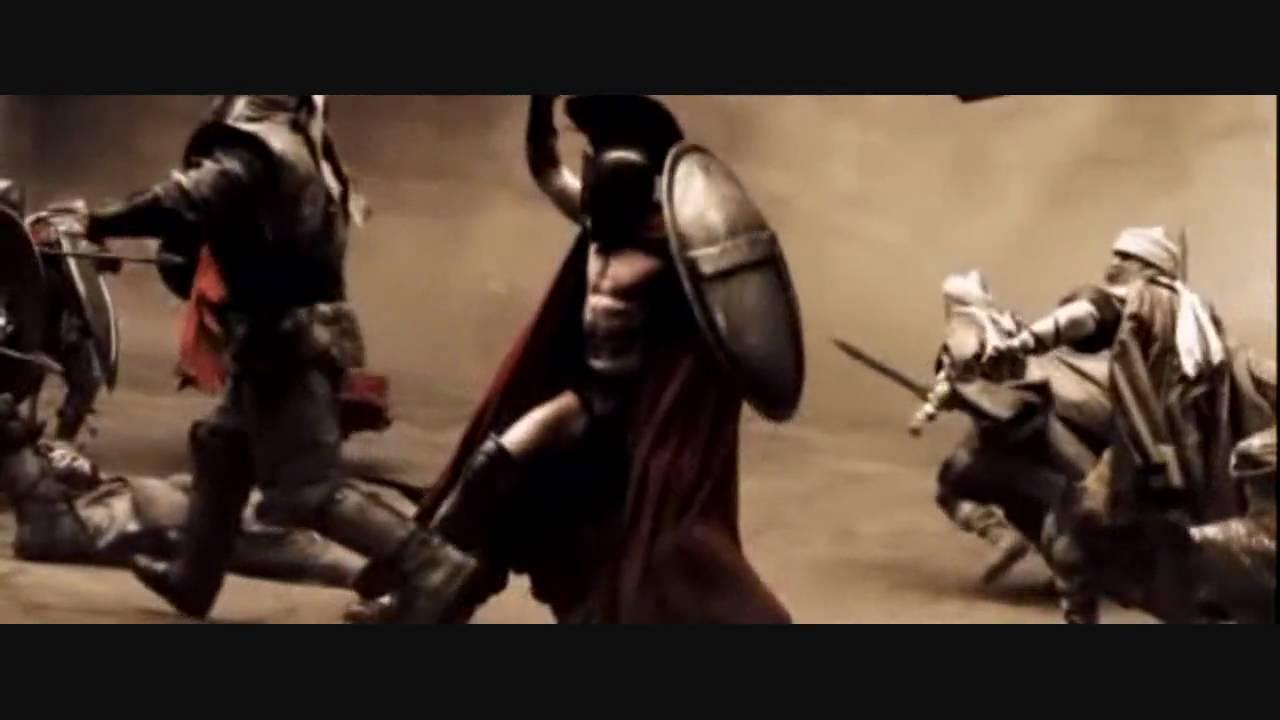 300 - I Will Not Bow /w Lyric HD