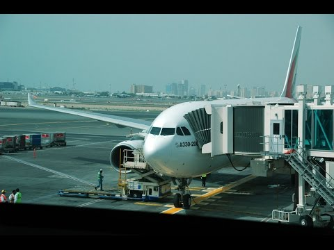 Air Arabia Landing At Sharjah International Airport (United Arab Emirates)