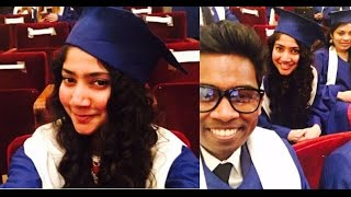 Now Actress Sai Pallavi is Officially a Doctor