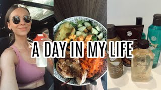 A Day In The Life & Trying New Products