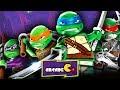 LEGO TEENGAGE MUTANT NINJA TURTLES: ShellShock - Lego Movie Game