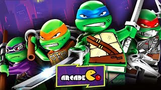 Juegos de Las Tortugas Ninja  MiniJuegoscom