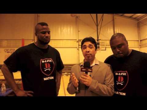 DLINE ECWA Raising the Bar II ~ 1495 Sports TV