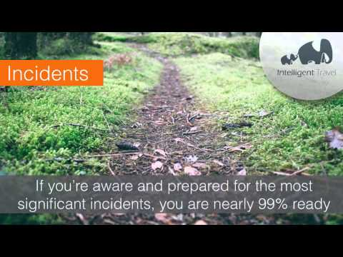 Travel Security Tip: Incidents by Intelligent Travel