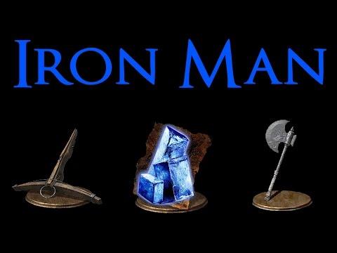 Dark Souls 3 PVP - Iron Man invasions (not Tony Stark)