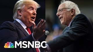 Bernie Sanders, Donald Trump Open To Debate In California | MSNBC