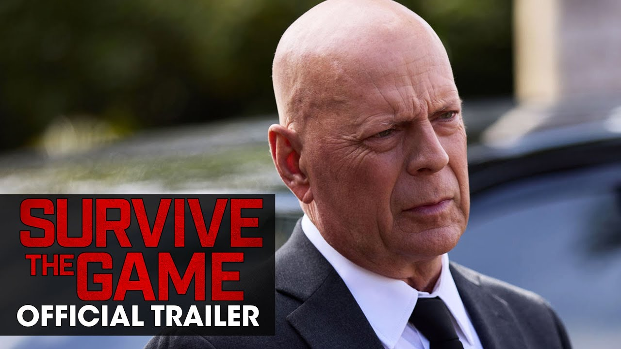 Download Survive the Game (2021) Official Trailer - Chad Michael Murray , Bruce Willis, Swen Temmel