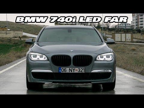 BMW 740i Patron Led Far Retrofit