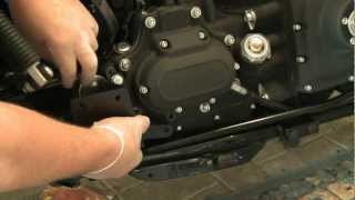 Vance and Hines Big Radius Install on Harley-Davidson