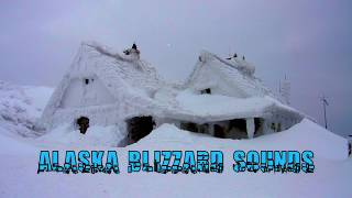 Alaska Blizzard Sounds