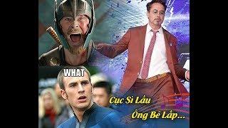 Avengers thi hát Cục Sì Lầu cực hay