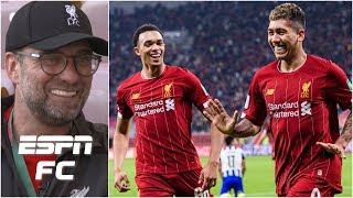 EXCLUSIVE: Jurgen Klopp rates Liverpool's 2019 and talks Takumi Minamino | FIFA Club World Cup