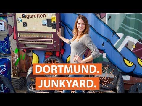 Der Junkyard In Dortmund Vom Schrottplatz Zur Party Location