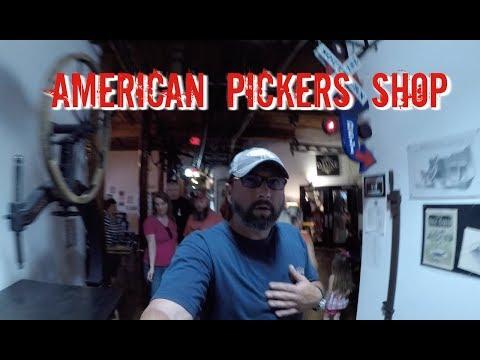 American Pickers Shop In Nashville TN