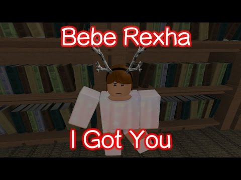 Bebe Rexha - I Got You (ROBLOX MUSIC VIDEO) - Abuse Story