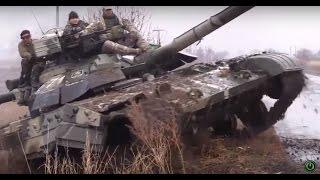 Ополченцы отжали у ВСУ новый танк УКРАИНА НОВОСТИ СЕГОДНЯ
