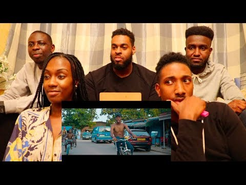 Kwesi Arthur Ft. Sarkodie & Medikal - Grind Day Remix ( REACTION VIDEO ) || @KwesiArthur_