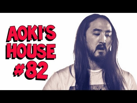 Aoki's House on Electric Area #82 - Carnage, Yolanda Be Cool, Showtek, and more!