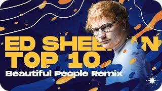 Ed Sheeran x Khalid - Beautiful People (Miles Away x AYMEN Remix)