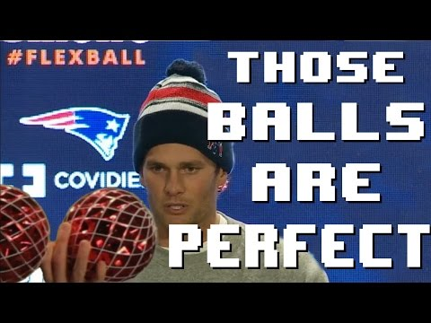 Those Balls Are Perfect - Tom Brady Songified from YouTube · Duration:  2 minutes 29 seconds
