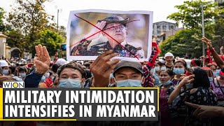 Myanmar Update: Trade Union arm up pressure on the Military Junta| Military Coup | World News | WION